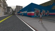 Pepsi Market and Pepsi Truck for GTA San Andreas miniature 2