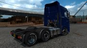 Hyundai Xcient for Euro Truck Simulator 2 miniature 4