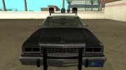 Ford LTD Crown Victoria 1987 New Mexico State Police for GTA San Andreas miniature 8