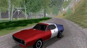 AMC Javelin AMX 401 1971 for GTA San Andreas miniature 7