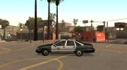 R.P.D. Chevrolet Caprice 1991 for GTA San Andreas miniature 2