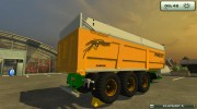 Joskin Trans-Space 8000-27 for Farming Simulator 2013 miniature 3