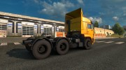 Kamaz 6460 v 2.0 for Euro Truck Simulator 2 miniature 5