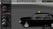 FIAT 131 for Euro Truck Simulator 2 miniature 21