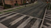 GTA 5 Roads Textures v3 Final (Only LS) для GTA San Andreas миниатюра 7