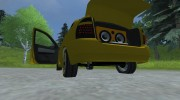 Lada Kalina v2.0 для Farming Simulator 2013 миниатюра 9