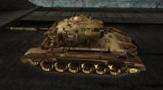 M26 Pershing daven for World Of Tanks miniature 2