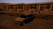 BMW E46 M3 Sport for GTA San Andreas miniature 1