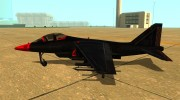 Black Hydra v2.0 for GTA San Andreas miniature 2