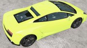 Lamborghini Gallardo for BeamNG.Drive miniature 2