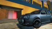 2008 Volkswagen Golf GTI for GTA San Andreas miniature 8