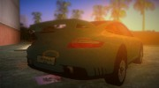 Porsche 911 GT2 for GTA Vice City miniature 3