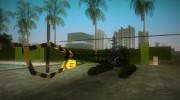 Bell 13-H for GTA Vice City miniature 3