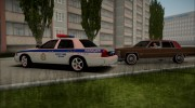 Ford Crown Victoria ДПС (Final) для GTA San Andreas миниатюра 4