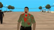Zombie sfemt1 for GTA San Andreas miniature 1