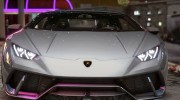 Lamborghini Huracan Performante 2016 for GTA 5 miniature 4