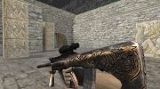 AUG Onix Copper Age for Counter Strike 1.6 miniature 1