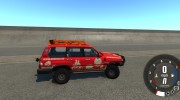 Toyota Land Cruiser 100 for BeamNG.Drive miniature 3