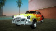 Hudson Hornet Coupe Cuban for GTA Vice City miniature 1