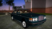 Bentley Turbo RT for GTA Vice City miniature 2