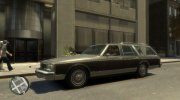1985 Oldsmobile Custom Cruiser for GTA 4 miniature 6