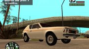 AMC Gremlin 1973 for GTA San Andreas miniature 4