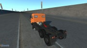 КамАЗ-65115 for BeamNG.Drive miniature 4