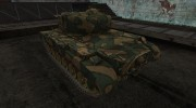 Шкурка для M26 Pershing для World Of Tanks миниатюра 3