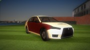 GTA V Kuruma for GTA Vice City miniature 2