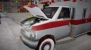 New Texture Ambulance 1962 for GTA 3 miniature 3