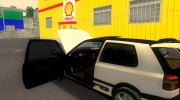 Volkswagen Golf 3 ABT VR6 Turbo Syncro for GTA 3 miniature 7
