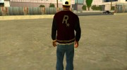 Кепка kappa for GTA San Andreas miniature 3