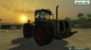 Claas Xerion 5000 for Farming Simulator 2013 miniature 4