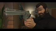 44 Cal Manurhin 96 Revolver v1.0 for GTA 5 miniature 1