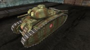 Шкурка для PzKpfw B2 740(f) for World Of Tanks miniature 1