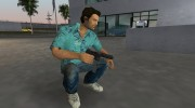 Machine Pistol из GTA V для GTA Vice City миниатюра 2