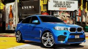 BMW X6M F16 Final for GTA 5 miniature 3