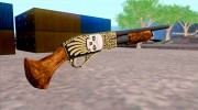 Pump Shotgun Halloween для GTA San Andreas миниатюра 4