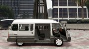 1994 Toyota HiAce Super Custom for GTA 5 miniature 3