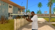 Gold and Silver Sniper Weapon Mod for GTA San Andreas miniature 1