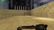 Red knife для Counter Strike 1.6 миниатюра 2