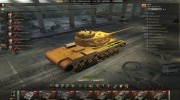 KV-4 Gold skin for World Of Tanks miniature 3