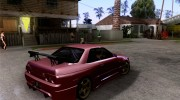 Nissan Skyline B324R for GTA San Andreas miniature 4
