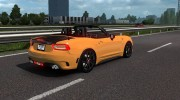 Fiat 124 Spider for Euro Truck Simulator 2 miniature 2