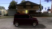 Toyota BB for GTA San Andreas miniature 5