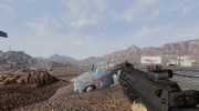 MP-7 for Fallout New Vegas miniature 8