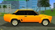 Fiat 131 Abarth Rallye 1976 for GTA Vice City miniature 3