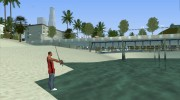 The present fishing mod V1 for GTA San Andreas miniature 3