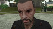 Johnny Klebitz From GTA V (With normal head) for GTA San Andreas miniature 4