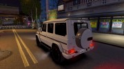 Mercedes-Benz G65 2013 AMG for GTA 4 miniature 3